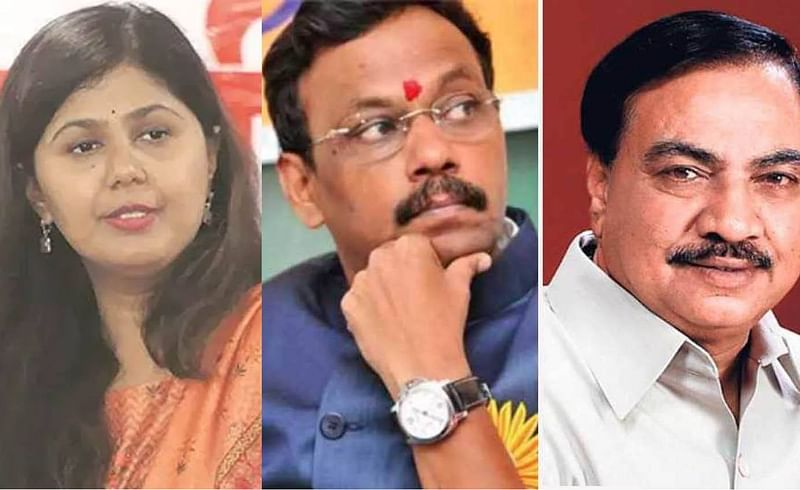 Who is the BJP candidate for the Legislative in Maharashtra Council