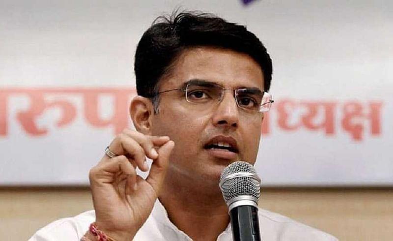 Sachin Pilot has served a legal notice to Congress MLA