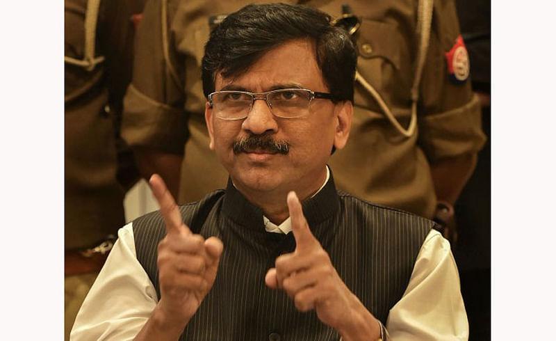 Shivsena MP Sanjay Raut tweet on 22 November