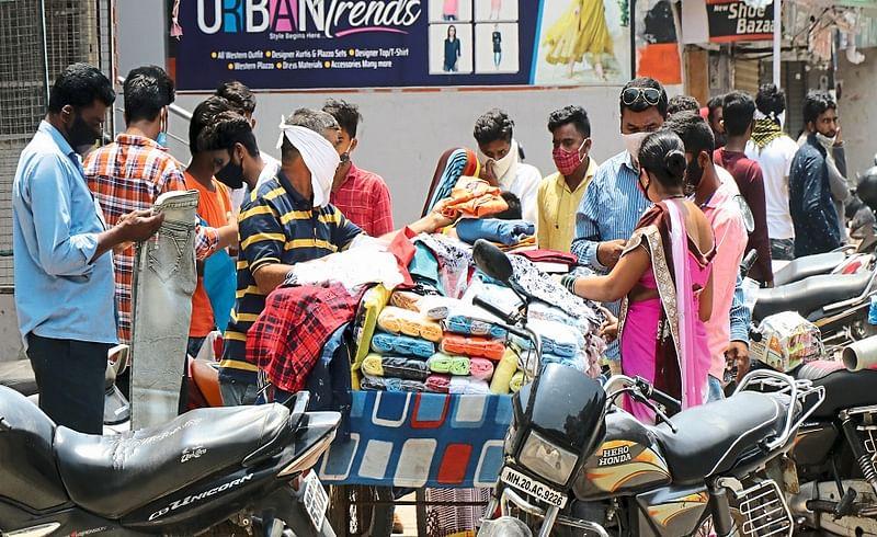 Traders Opposes LockDown In Aurangabad