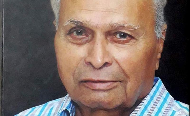 Former Justice B. N. Deshmukh