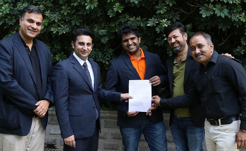 abhijeet pawar adar poonawalla partnership with mylab company which made covid19 test kits