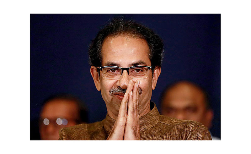 Chief Minister Uddhav Thackeray arrives at the District Collector's office kokan marathi news