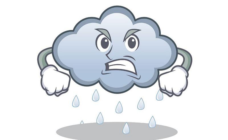 Thunderstorms again Thursday and Friday in Vidarbha