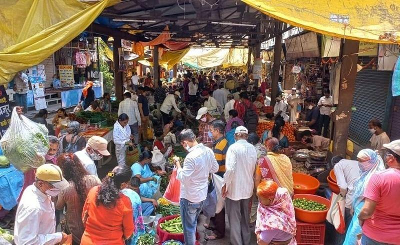 lockdown impact market kolhapur update kolhapur marathi news