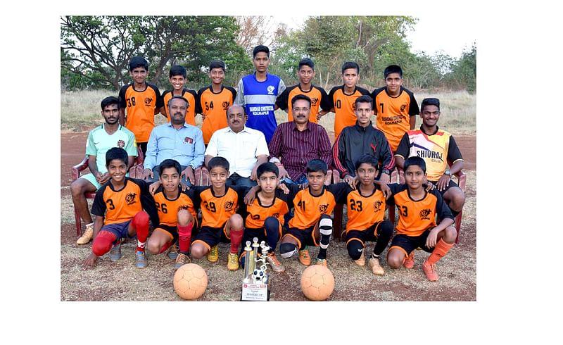 Gadhinglaj United Runners-up Kolhapur Marathi News