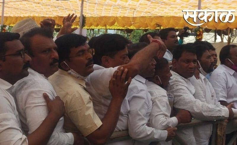 Meetings of District Co operative Milk Producers Association GOKUL update marathi news