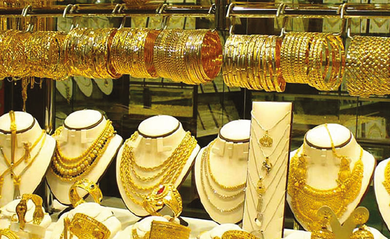 Rush in Gold Market