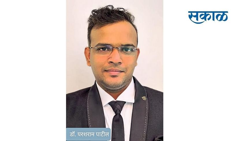Dr. Patil on The Expert Committee Of The United Nations Kolhapur Marathi News