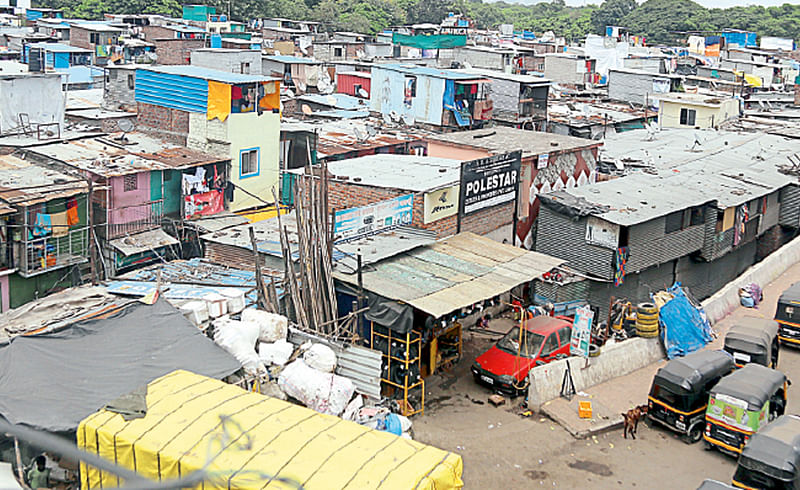 Rehabilitation of slums fast