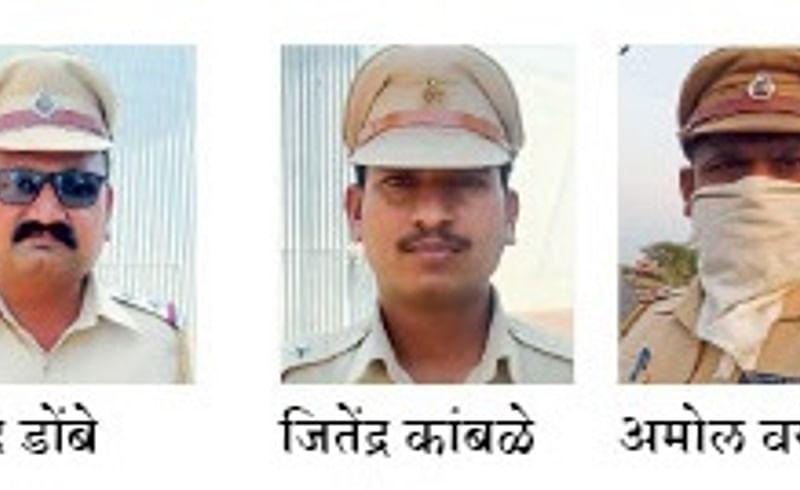 teachers doing pollicing in Diganchi-Sangali