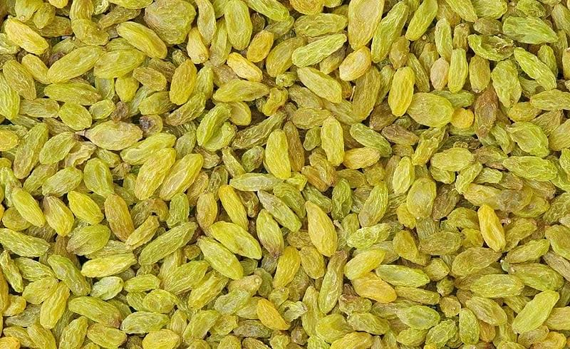 After turmeric powder demand for raisins occasion