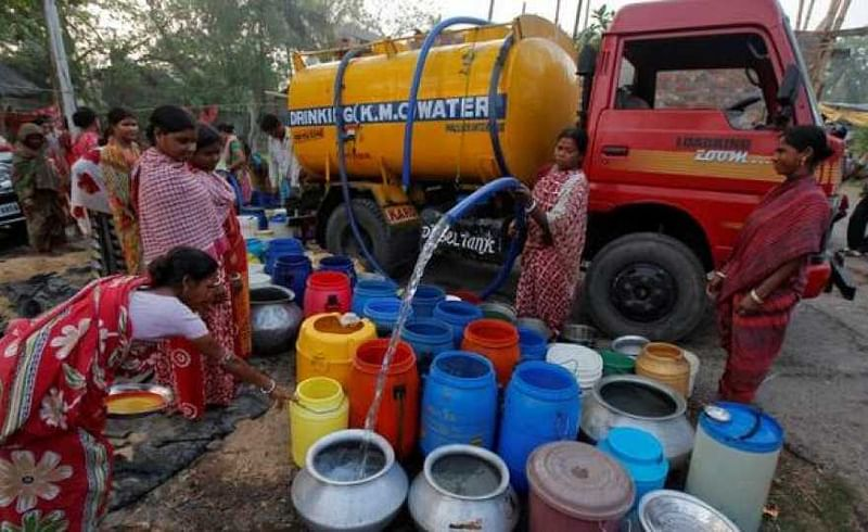 only 92 lakh scarcity funds allot to amravati division