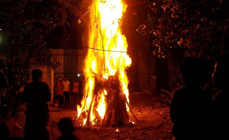 holi festival events in sindudurg kokan marathi news