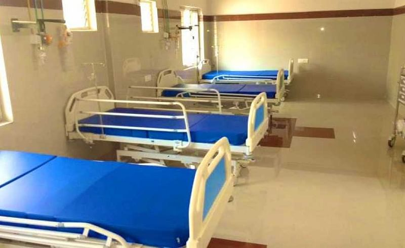 Beds Shortage For Corona Patients