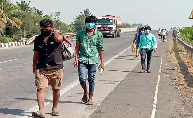 stress on the system have the administrative in othavane sindudurg kokan marathi news
