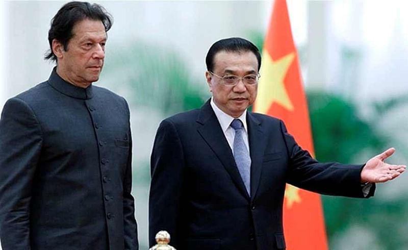 Imran Khans tour to China for economic help was in vain, writes Sudhir Kale
