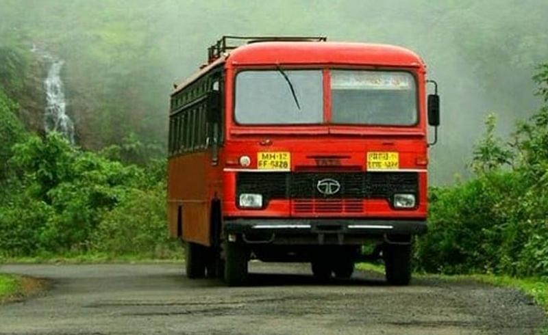 weekend lockdown impact st bus facility konkan sindhudurg