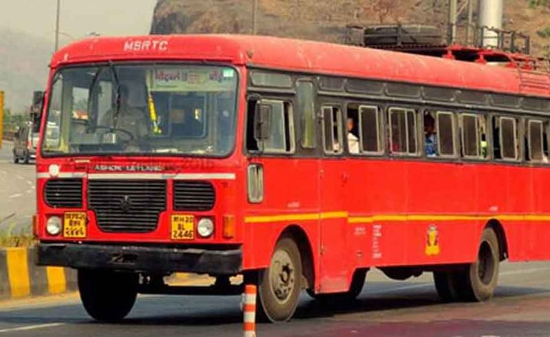 1300 crore loss of ST bus in 56 days