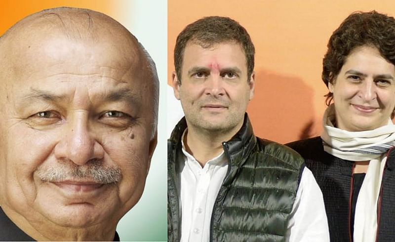 Interview with Sushilkumar Shinde in Solapur