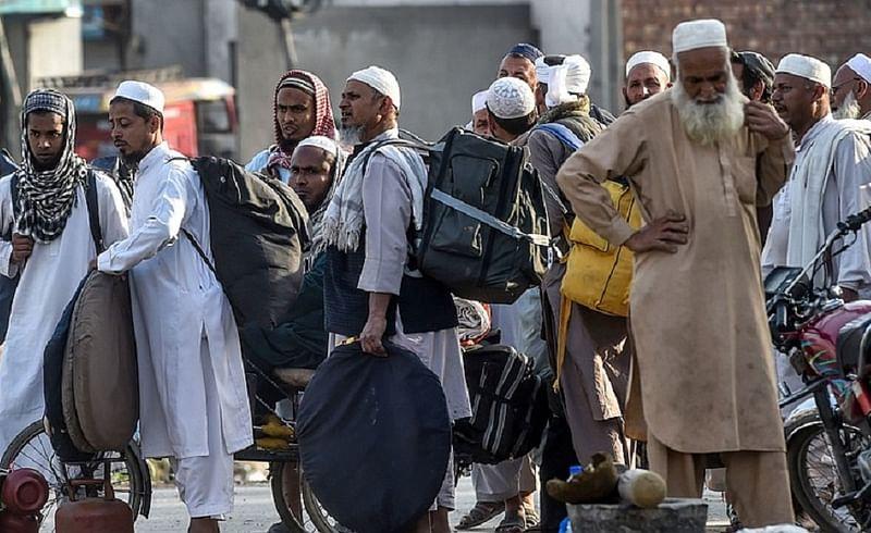 coronavirus delhi nizamuddin tablighi jamaat massive covid 19 cases