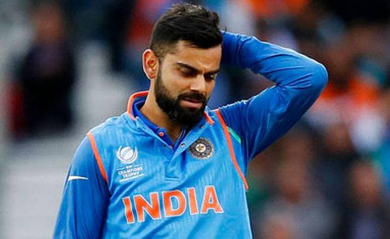 Virat Kohli slips down to 10th position in ICC T20 Ranking