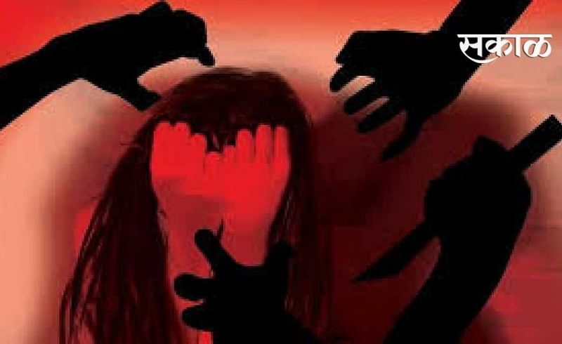 Atrocities on two schoolgirls one girl A three month pregnant nagpur crime news