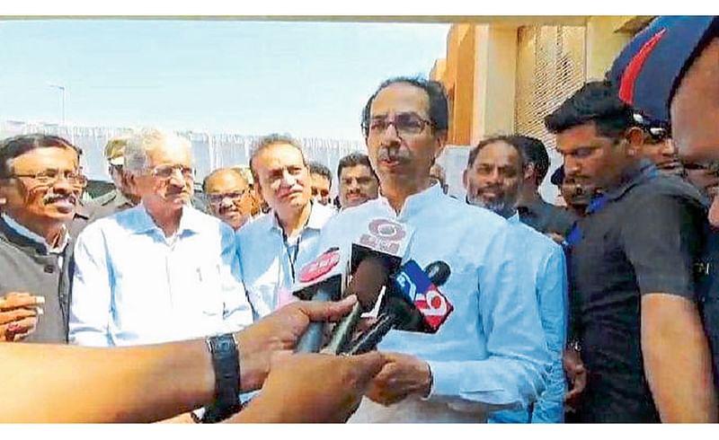 Chipi Airport starting on 1st May Maharashtra Day kokan marathi news