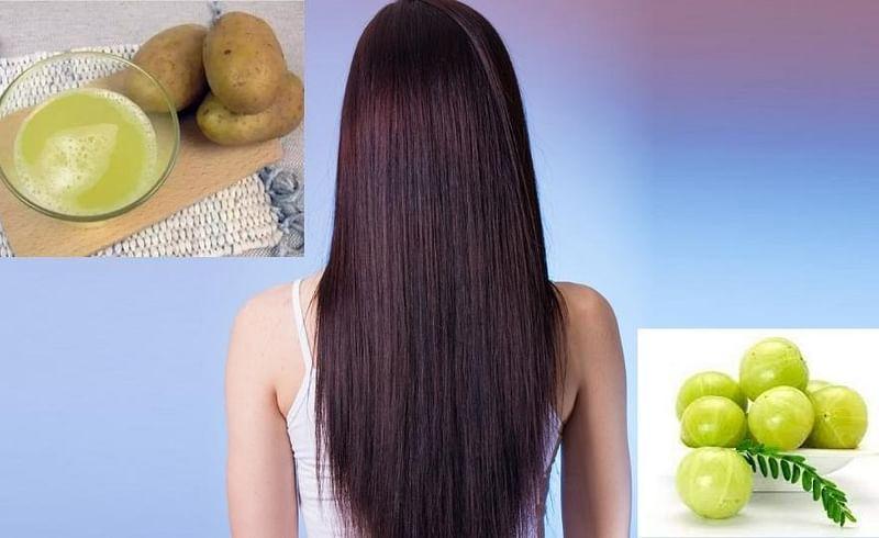 केसांची घ्या काळजी; घरीच तयार करा नैसर्गिकरित्या हेअर पॅक