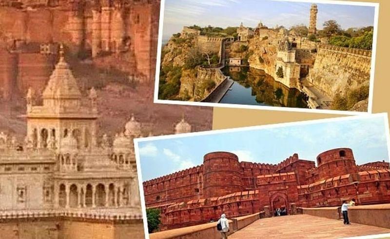 indias fort