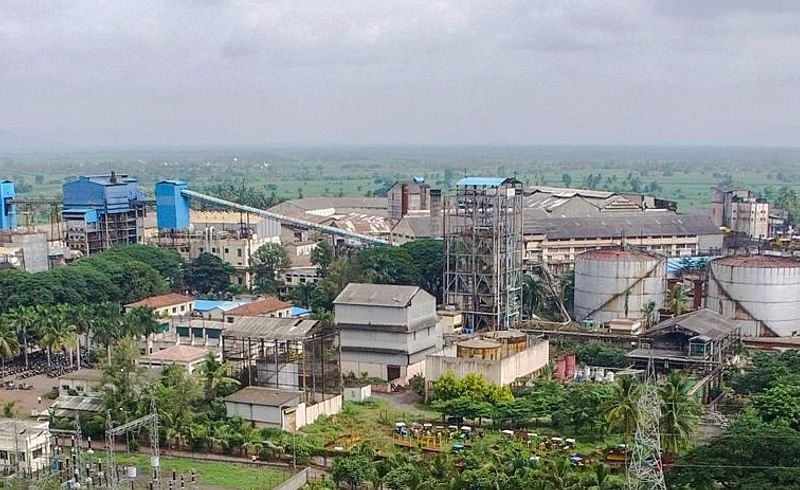 Krishna sugar factory elections started heating up...