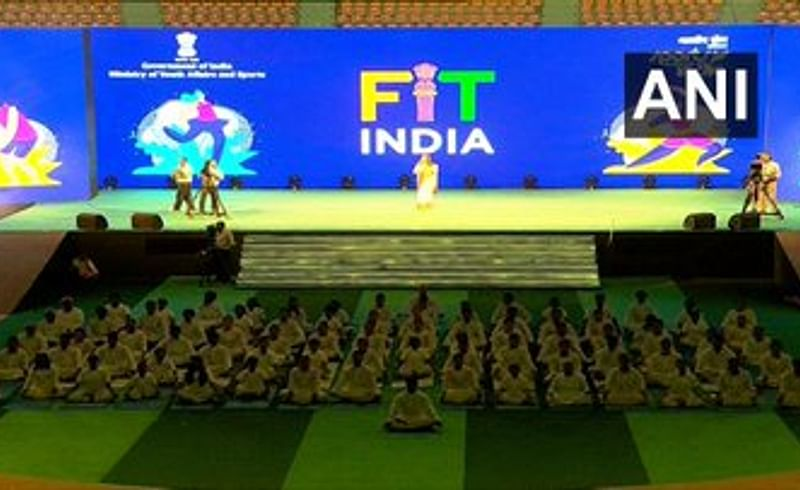 PM Narendra Modi announces FIT India movement on the occasion of National Sports Day 2019