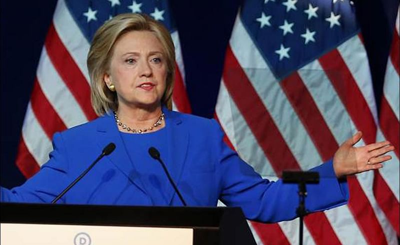 hillary clinton us presidential election