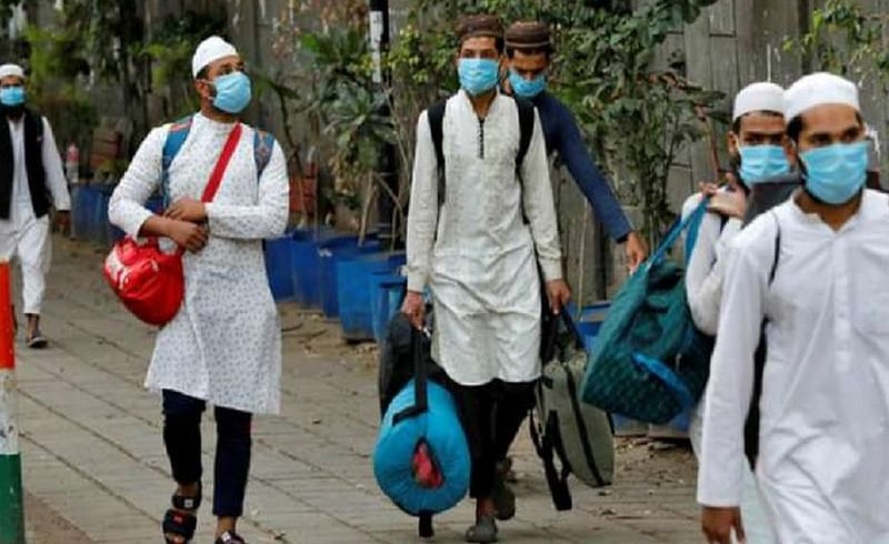 coronavirus 40 people participated tablighi jamaat markaz from pune