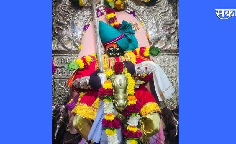jotiba tempal festival closed kolhapur marathi news