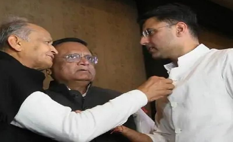 Sachin Pilot,  Congress, Ashok Gehlot, BJP
