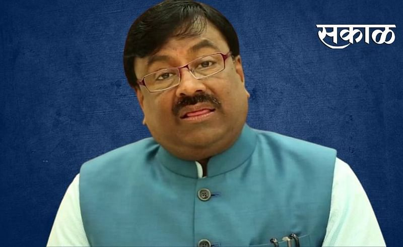 sudhir mungantiwar said This government will fall and BJP will come to power in four months