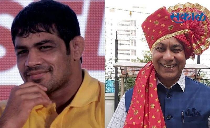 SGFI Election : सुशील कुमारनं मारलं मैदान; महाराष्ट्राच्या शिरपेचात महासचिवपद