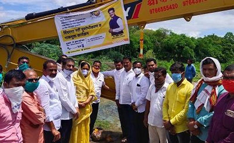 Renovation of Vincharana river