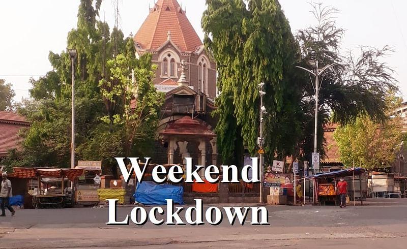 weekend lockdown