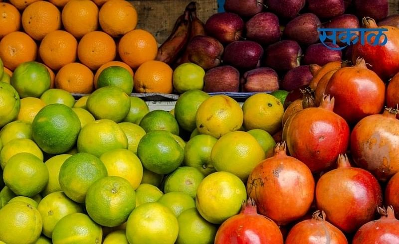 2689 crore to the country from fruit exports Nashik Marathi News