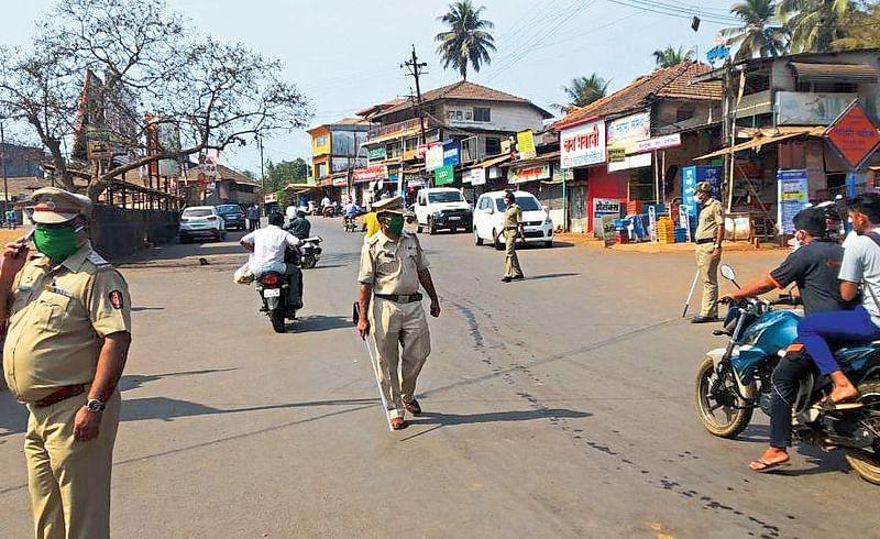 Police Need \Security Equipment Sindhudurg Marathi News