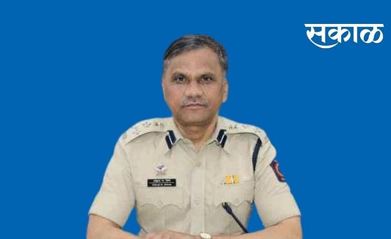 CP Ankush Shinde