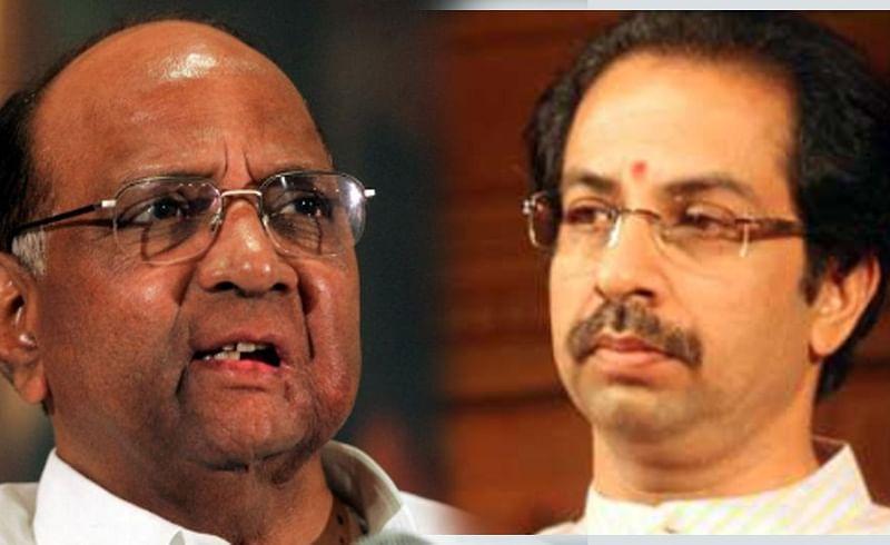 maharashtra political updates shiv sena ncp to form government with congressq