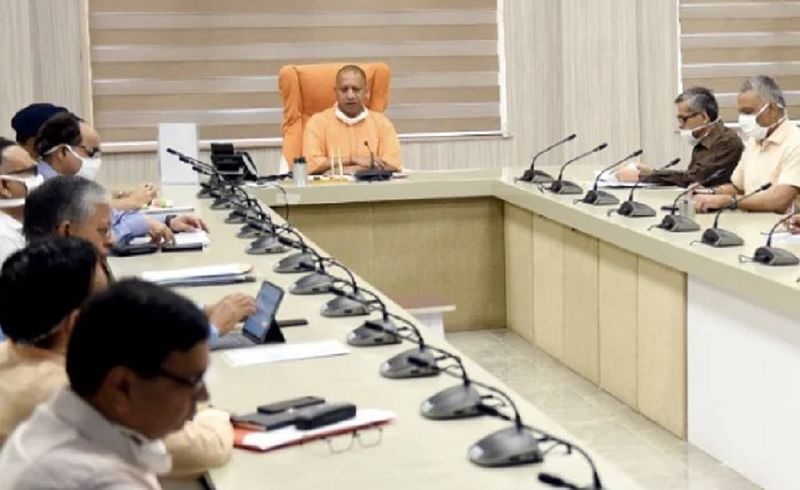 cm yogi adityanath workers statement workers uttar pradesh government clarifies