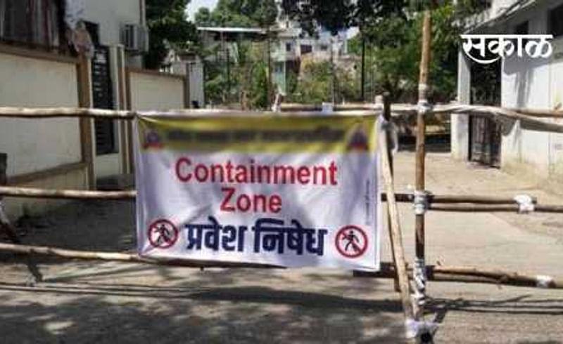 Four containment zones declared in Ahmednagar