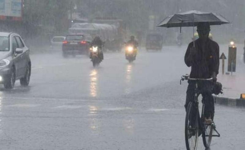 heavy Rain in  Pimpri Chinchwad