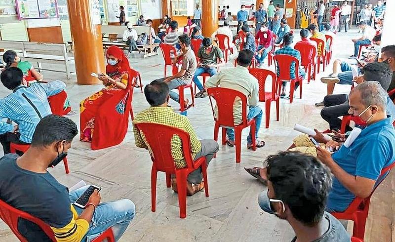 Increase In Corona Test In Ichalkaranji Kolhapur Marathi News