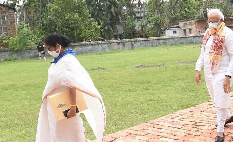 West Bengal,Mamata Banerjee , PM Modi