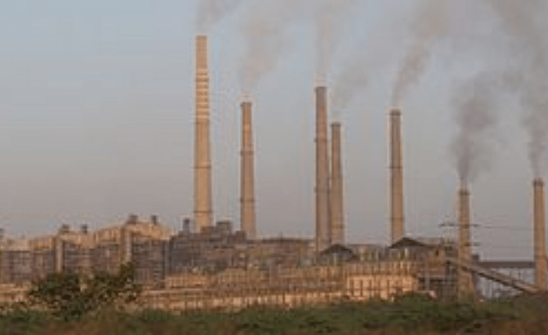 WCL not provide proper coal to power station in chandrapur